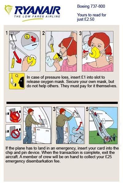 Ryanair - the cheap airline