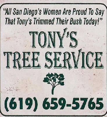 Good old Tony