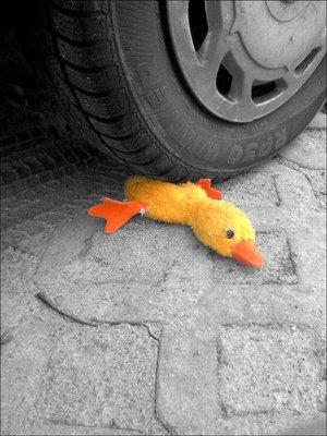It's a dead duck.